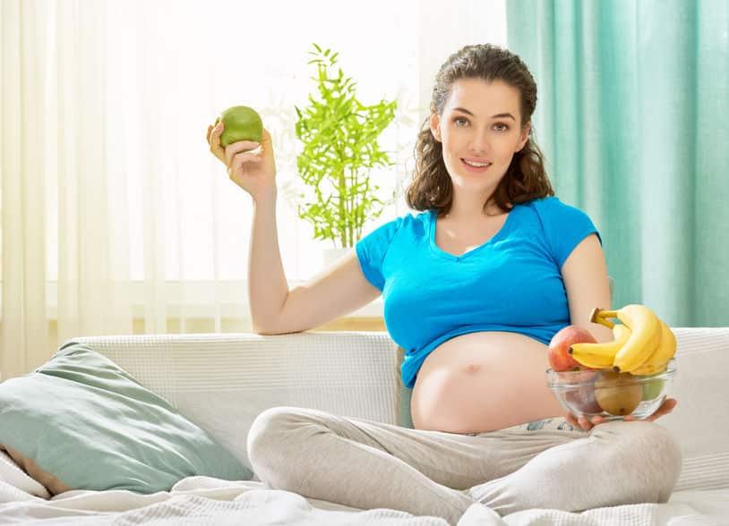 الثلث الثاني من الحمل الطعام المناسب في الثلث الثاني من الحمل