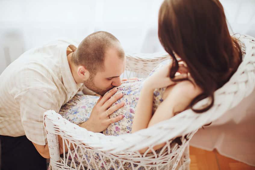 الشهر الرابع من الحمل نصائح للأب في الشهر الرابع من الحمل