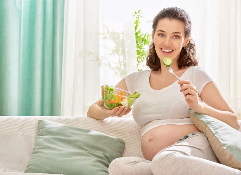 الشهر السادس من الحمل النظام الغذائي للأم في الشهر السادس من الحمل