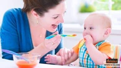 Photo of نصائح إطعام الطفل من عمر سنة لسنتين بطريقة صحيحة وسليمة