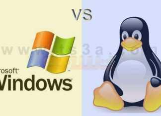 الفرق بين نظام ويندوز و لينكس