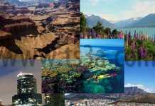 ترتيب اجمل مناطق العالم المتداول