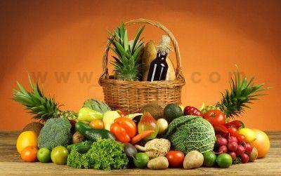 كيف تختار الخضراوات والفواكه بالنظر إلى شكلها لونها وصلابتها ورائحتها