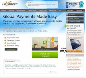 طريقة التسجيل في موقع بايونير والحصول على بيونير ماستر كارد او بطاقة ماستر كارد مجانا 1