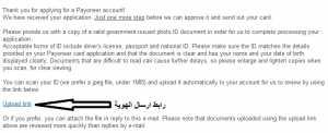 طريقة التسجيل في موقع بايونير والحصول على بيونير ماستر كارد او بطاقة ماستر كارد مجانا 5