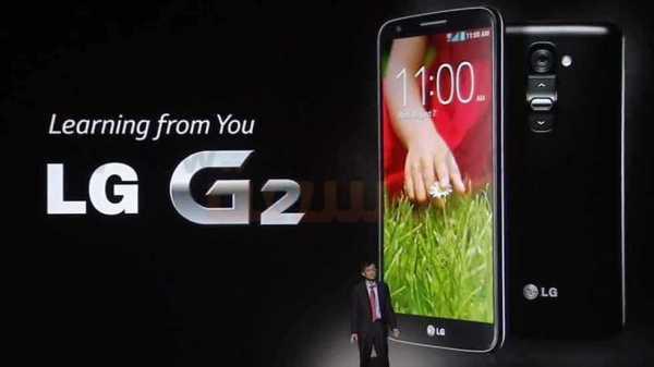 الهواتف الذكية 2013 جي 2