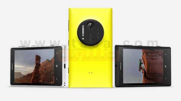 الهواتف الذكية 2013 لوميا 1020