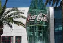 كوكا كولا تسعة حقائق الكوكا كولا