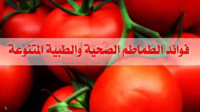 فوائد الطماطم فائدة الطماطم البندورة عصير الطماطم