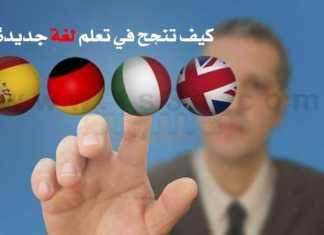 كيف تنجح في تعلم لغة جديدة