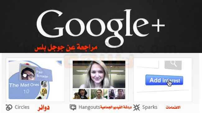 مراجعة عن جوجل بلس