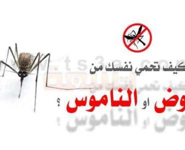 التخلص من البعوض كيف تحمي نفسك من البعوض او الناموس