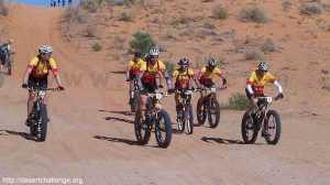 تحدي صحراء سيبسون