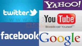 كيف نشأت المواقع الإلكترونية الأشهر في العالم