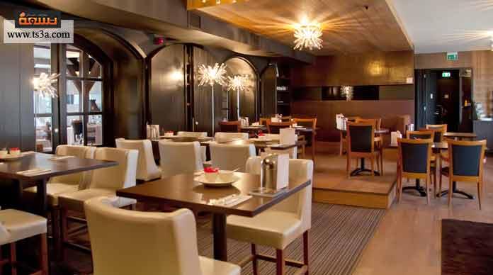 for Arredamento per ristorante moderno