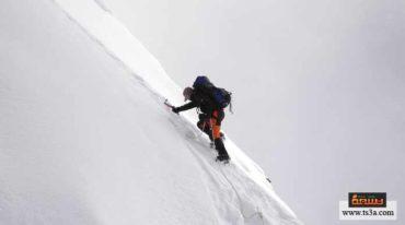 تسلق جبال الهيميلايا