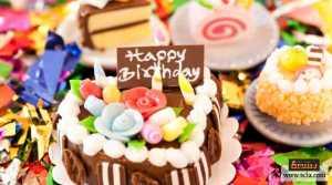 حلويات مأكولات كعكة حفلة عيد ميلاد