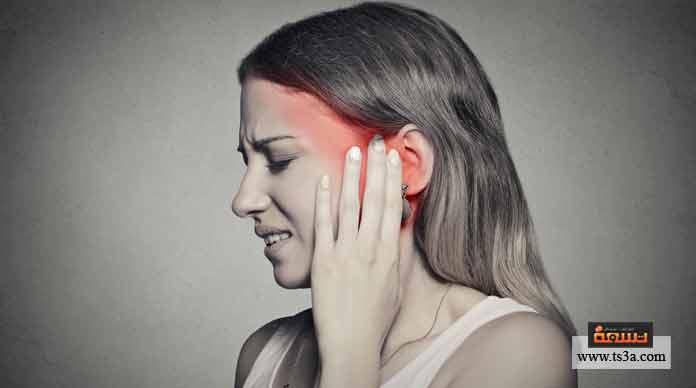 التخلص من التهاب الأذن