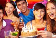 كيف تحضر حفلة عيد ميلاد