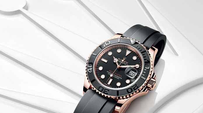 ca932ce40 كيف تُفرق بين ساعة الرولكس الأصلية والرولكس المزيفة ؟ • تسعة