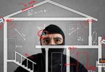 حماية منزلك من السرقة