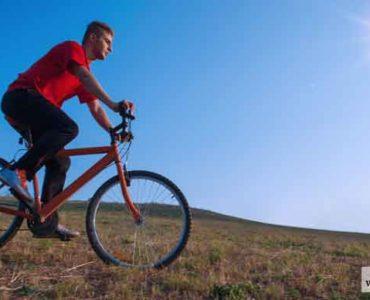 كيف تخسر وزنك ركوب الدراجات
