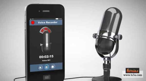 المقارنة بين الهواتف المحمولة الصوت