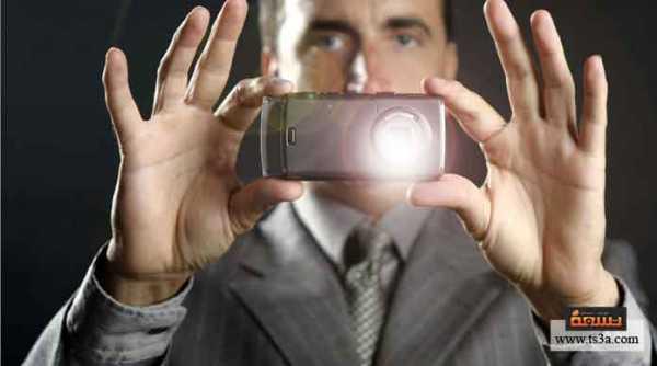 المقارنة بين الهواتف المحمولة الكاميرا