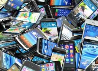 المقارنة بين الهواتف المحمولة