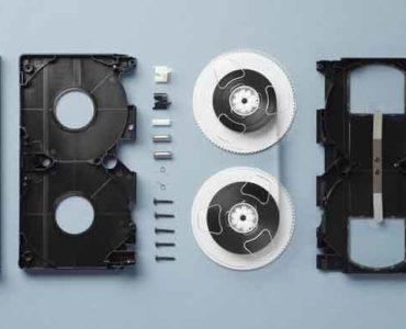 شرائط الفيديو VHS