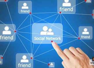 صداقات عبر شبكة الإنترنت