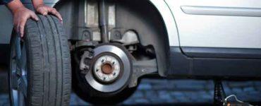 كيف تغير إطارات السيارة