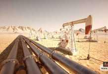 كيف يتم استخراج البترول