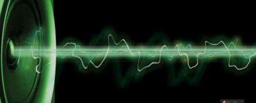 كيف ينشأ الصوت