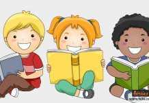 إعداد كتاب للأطفال