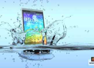 إنقاذ الهاتف المحمول إذا ما وقع في الماء