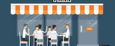 افتتاح مقهى صغير كمشروع خاص