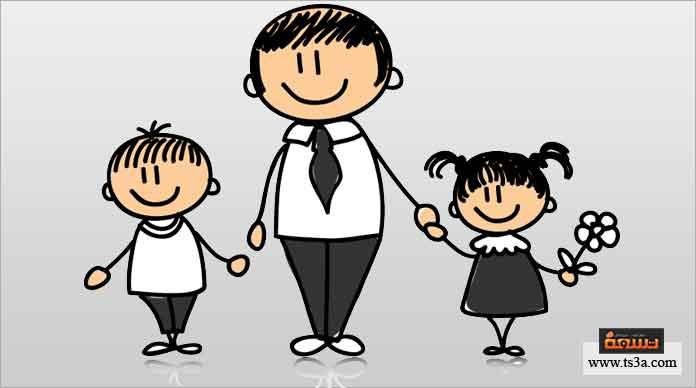 الأب الناجح والدًا مسؤولاً