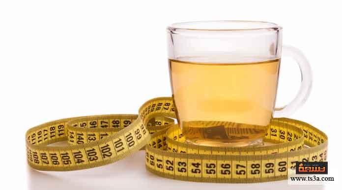 الشاي لخسارة الوزن