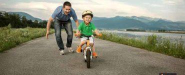 كيف تُعلم طفلك قيادة الدراجة الهوائية