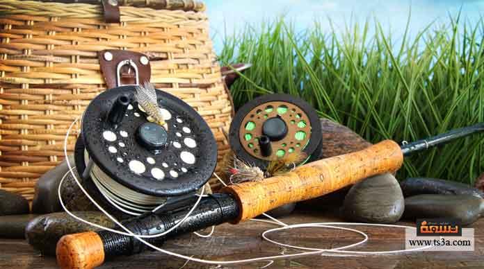 لرحلة صيد السمك