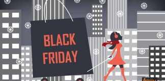 يوم الجمعة السوداء Black Friday