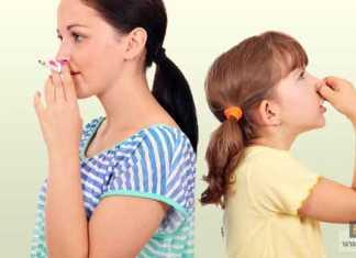 أطفالك مخاطر التدخين السلبي