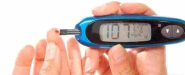 الإصابة بمرض السكري