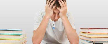 الإصابة بنزلات البرد أثناء الدراسة