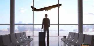 السفر بالطائرة لمسافات طويلة
