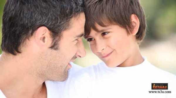 امدح طفلك وشجعه