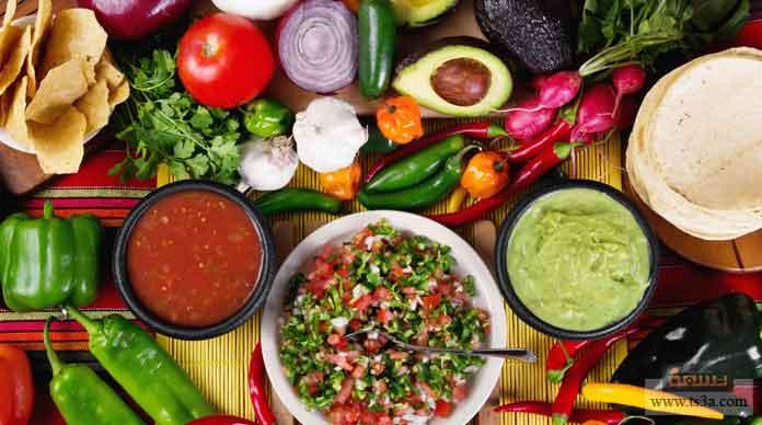 تلوين الطعام كيف تلون طعامك باستخدام مواد طبيعية تسعة