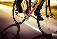 قيادة الدراجات الهوائية