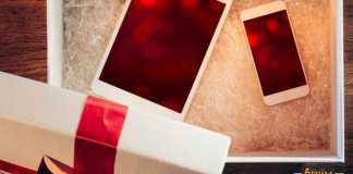 هاتف محمول كهدية